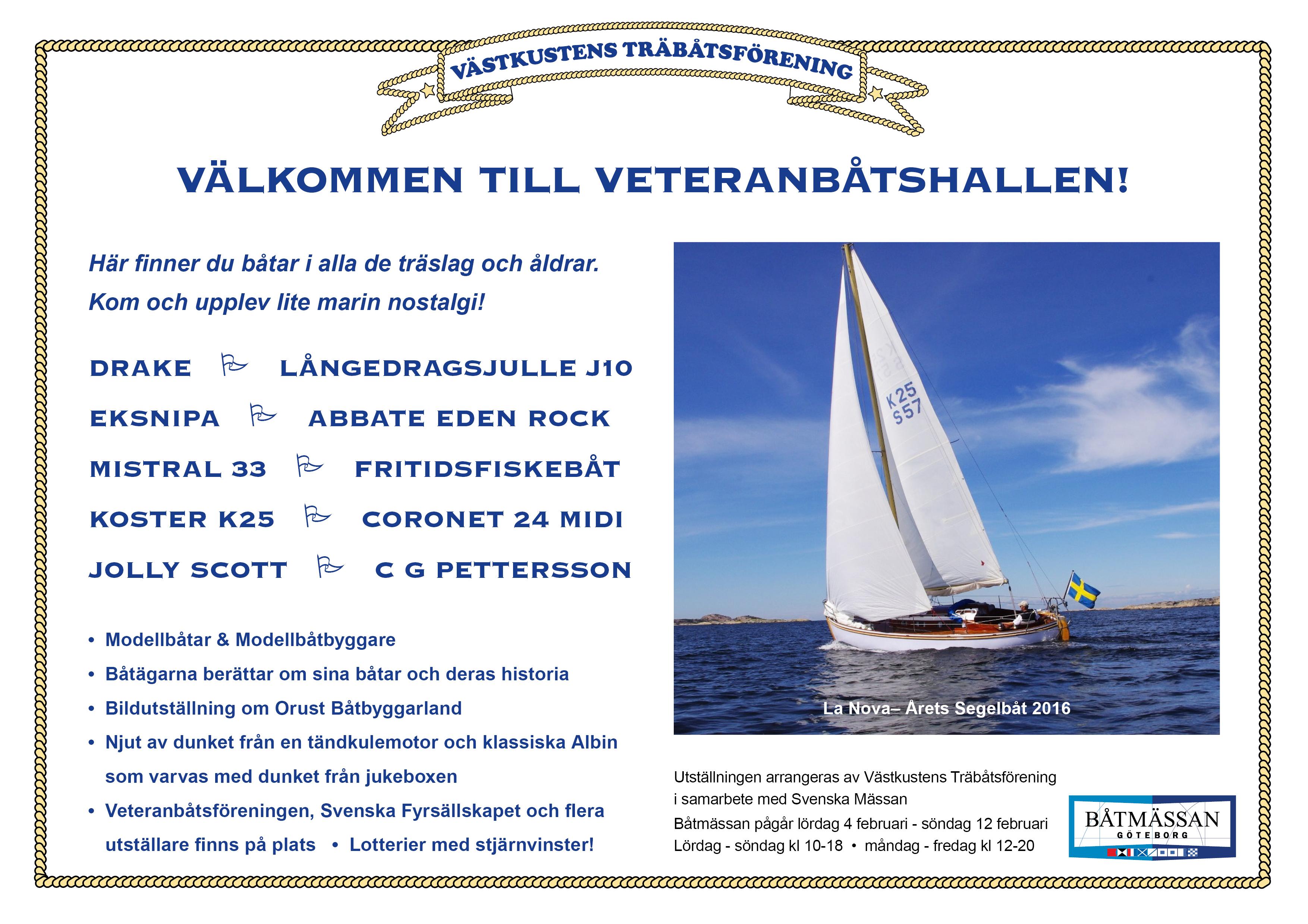 Info Båtmässan 170125